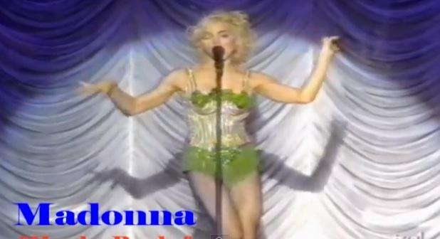 Madonna copy
